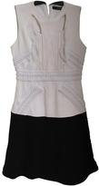 Givenchy White Viscose Dress
