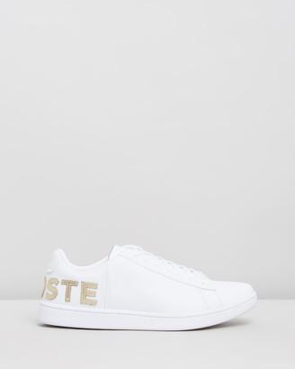 Lacoste Carnaby Evo 120 6 US SFA Sneakers - Women's