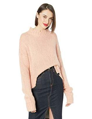 Show Me Your Mumu Women's Cody Crop Sweater