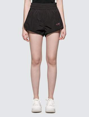 Alexander Wang Alexander Wang.T Washed Nylon Shorts