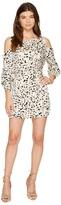 MinkPink Sumatran Cold Shoulder Dress