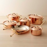 Williams-Sonoma Williams Sonoma Mauviel Copper 12-Piece Cookware Set