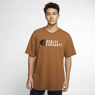 Nike Men's Premium Fit T-Shirt Hurley x Carhartt Stacked