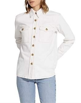 Nobody Denim Downtown Shirt Jacket