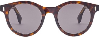 Fendi Eyewear Havana sunglasses