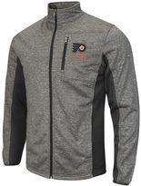 Men's Philadelphia Flyers Space-Dye Full-Zip Fleece Jacket