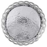 Mariposa Filigree Large Round Platter
