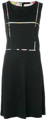 Emilio Pucci Pre Owned Sleeveless Shift Dress