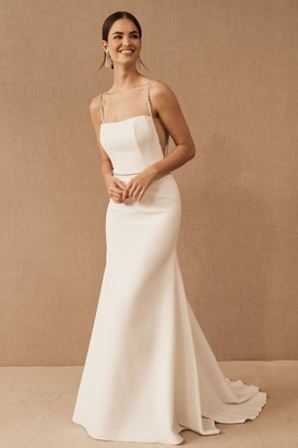 By Watters Willowby Lenox Gown