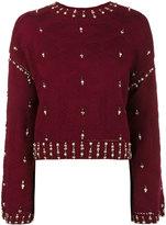 Jonathan Simkhai Matador embellished jumper
