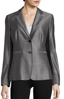 Max Mara Gomito Virgin Wool & Silk Jacket