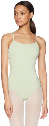 Capezio Women's Diamond Strappy V-Back Leotard