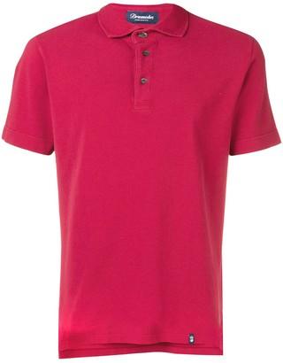 Drumohr basic polo shirt