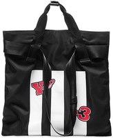 Y-3 Logo Nylon Twill Tote Bag