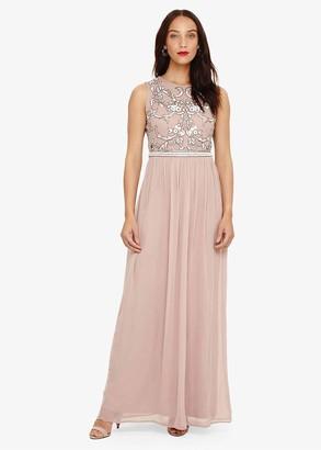 Phase Eight Zahara Embellished Maxi Dress