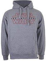 Star Wars Men's Last Jedi Logo Hoodie