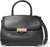 Alexander Wang Marion large textured-leather shoulder bag
