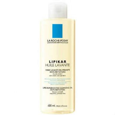 La Roche-Posay Lipikar Replenishing Cleansing Oil