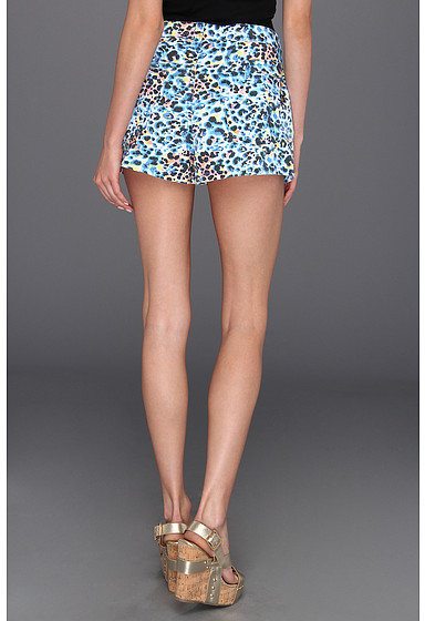 MinkPink On The Prowl Denim Short