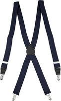 Asstd National Brand Status Drop Clip Belt Suspenders