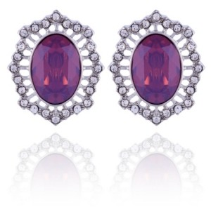 Nanette Lepore Extra Celestial Button Earrings