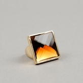Topaz Oversized Ring