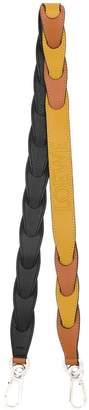 Loewe colour-block bag strap