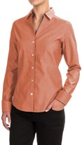 Foxcroft Lauren Oxford Shirt - Long Sleeve (For Women)