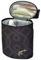 JJ Cole Bottle Cooler in Black & Gold