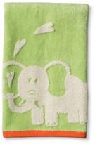 Kassatex Jungle Towels Green