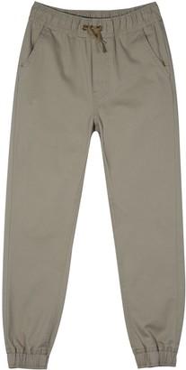 Chaps Boys 8-20 Ethan Flat Front Jogger Pants