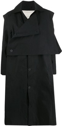 Toogood The Conductor trench coat