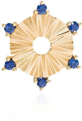 Foundrae Air Element sapphire charm
