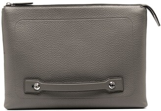 Mulberry leather City laptop case