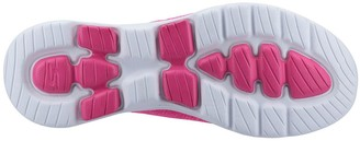 Skechers Go Walk 5 Trendy Slip On Pump - Pink