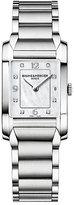 Baume & Mercier Hampton ladies' diamond set bracelet watch