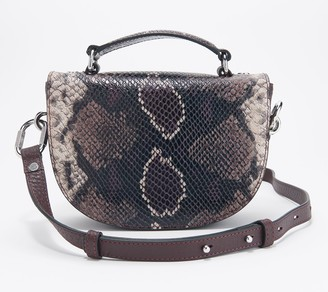 Vince Camuto Pebble Leather Small Crossbody - Aleki