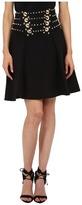 Versace Embellished Skirt