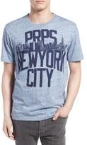 PRPS Men's 'Catcher' Trim Fit Crewneck T-Shirt
