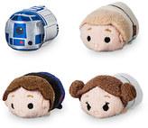 Disney Star Wars 40th Anniversary ''Tsum Tsum'' Plush Set - Micro - 2 1/2''