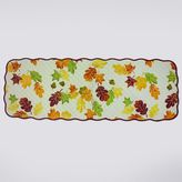 Celebrate Fall Together Quilted Leaf Table Runner - 36""