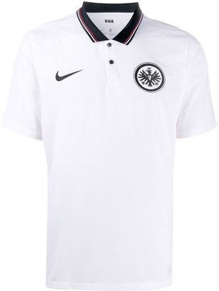 Nike Eintracht Frankfurt 2020/21 Stadium Away polo shirt