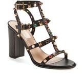 Valentino 'Vitello' Studded Sandal