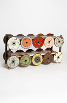 Kitchen Papers by Cake Tabletop Wine Rack