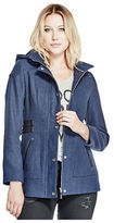 GUESS Women's Jonina Wool-Blend Coat