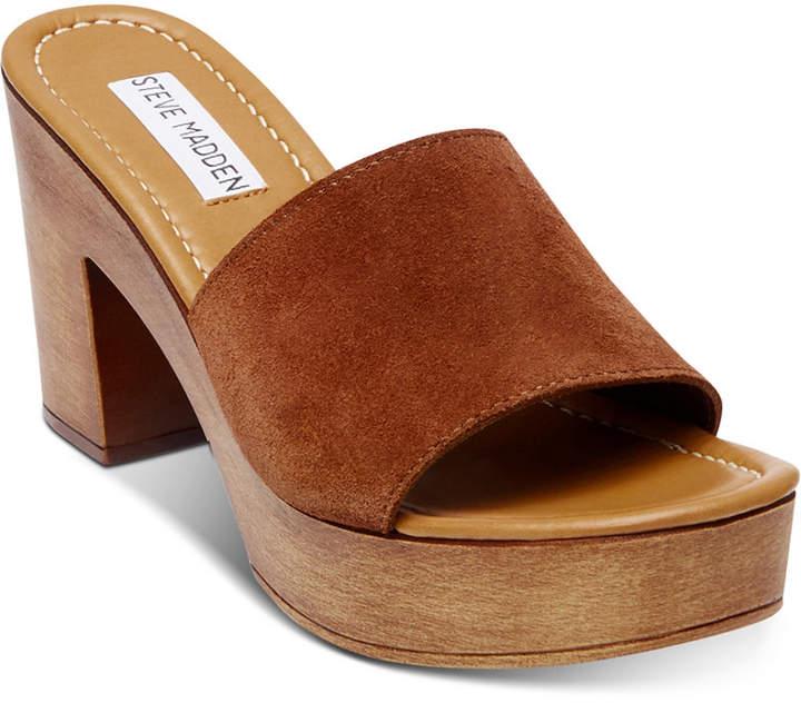 20693786a20 Women Fran Wooden Platform Sandals