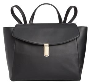 Alfani Mixed Metal Backpack, Created for Macy's
