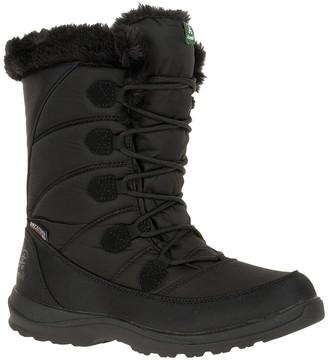 Kamik Icelyn Faux Fur Trim Snow Boot - Wide Width