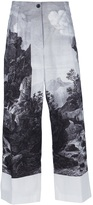 Landscape Cropped Trousers