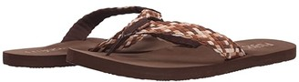 Flojos Jana (Brown Multi) Women's Shoes